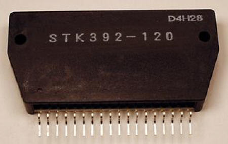 Replacement STK392-120 Chip