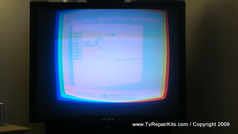 Philips Magnavox 9P5514C101 Shrinking & Expanding Video Or No Video Kit