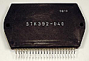 Replacement STK392-010 Chip