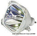 Mitsubishi 915P061010 DLP Lamp  - Fits the models lised below.