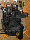 Philips Magnavox Hight Voltage Generator ( HVG ) AKA - Flyback