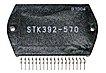 Replacement STK392-560 Chip