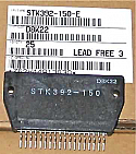 Replacement STK392-150 Chip