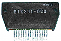 Replacement STK391-020 Chip